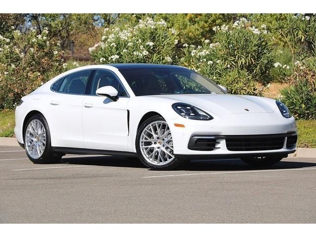 New 2018 Porsche Panamera Panamera 4S