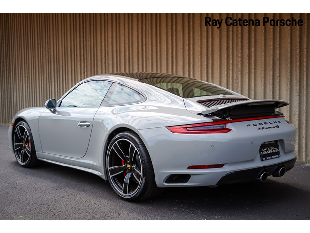 New 2018 Porsche 911 Carrera 4S