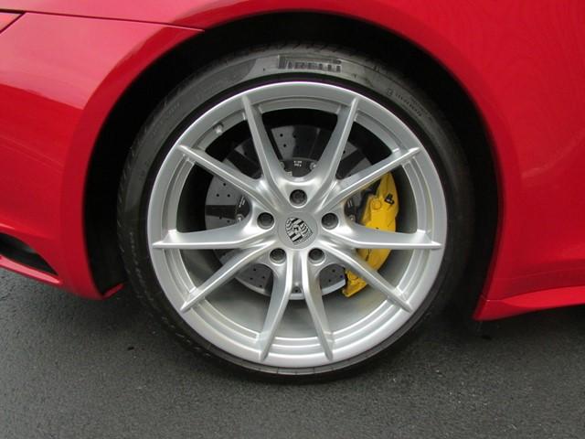 Certified Pre-Owned 2017 Porsche 911 Targa 4S