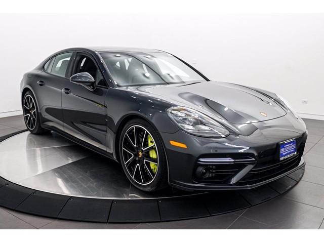 New 2019 Porsche Panamera Turbo S E-Hybrid