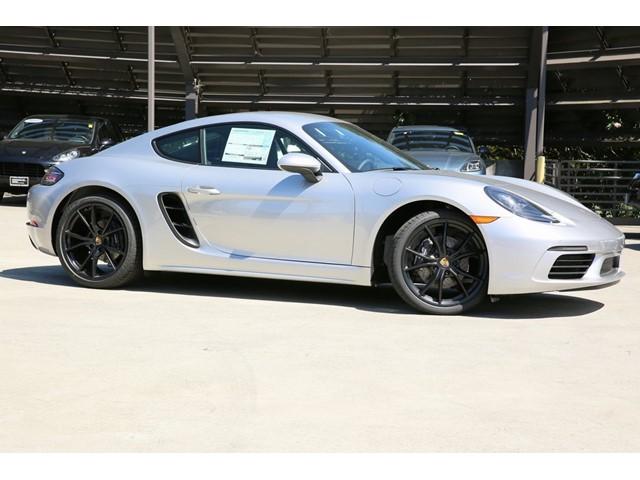 New 2019 Porsche 718 Cayman Base