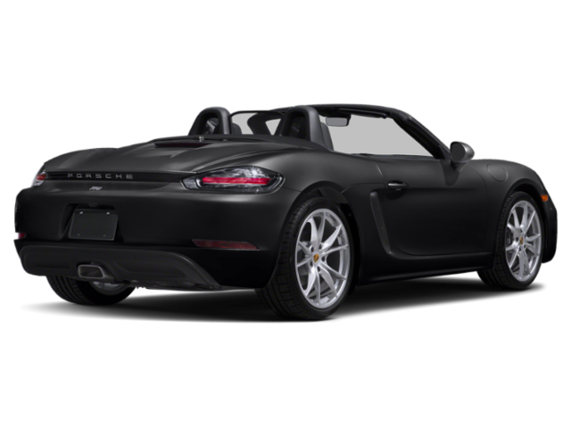 New 2019 Porsche 718 Boxster Base