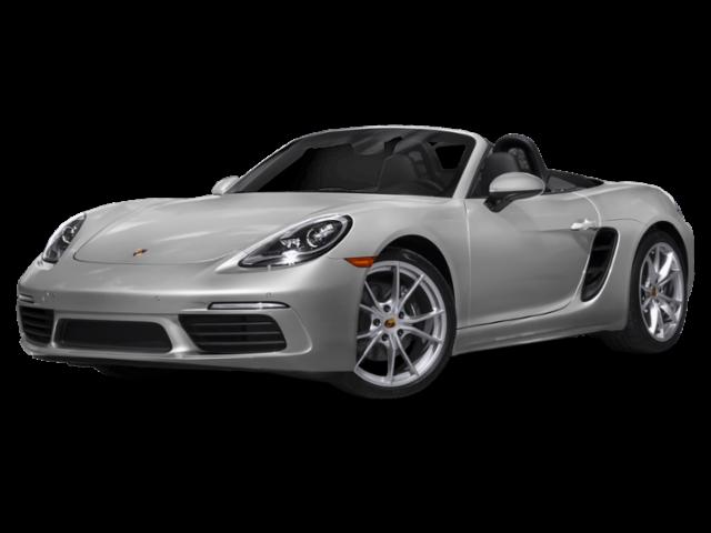 New 2019 Porsche 718 Boxster