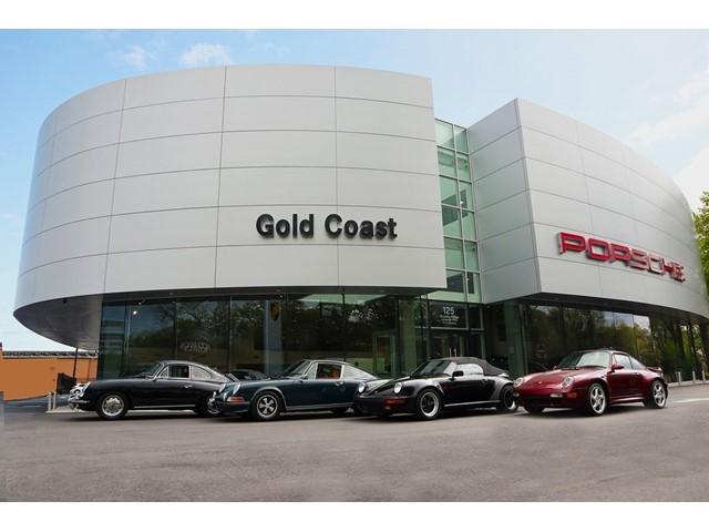 Certified Pre-Owned 2017 Porsche 911 Carrera 4S Cabriolet