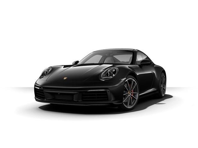 New 2020 Porsche 911 Carrera 4S (2020)