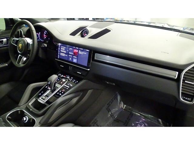 New 2020 Porsche Cayenne S Coupe