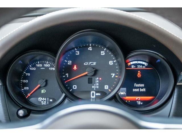 Certified Pre-Owned 2018 Porsche Macan GTS