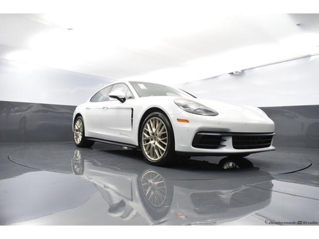 New 2020 Porsche Panamera 4 10 Year Edition
