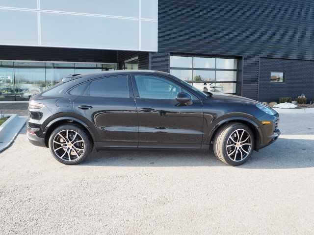 Pre-Owned 2021 Porsche Cayenne Coupe