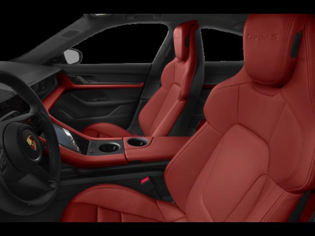 New 2021 Porsche Taycan
