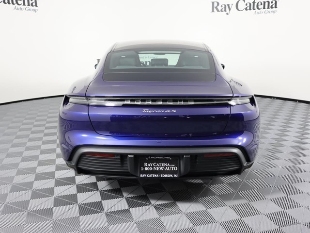 Pre-Owned 2021 Porsche Taycan 4S