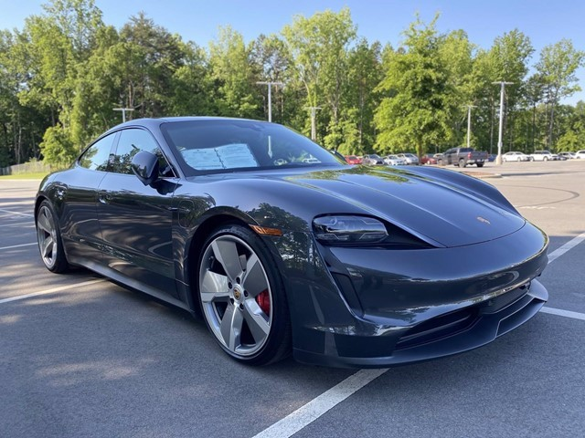 Certified Pre-Owned 2020 Porsche Taycan 4S