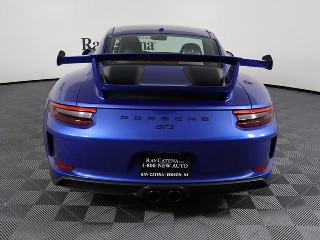Certified Pre-Owned 2018 Porsche 911 GT3
